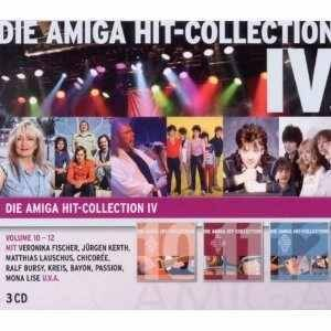 Cover - Scirocco: 60 Jahre Amiga - Die Amiga Hit-Collection IV