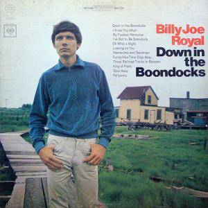 Cover - Billy Joe Royal: Down In The Boondocks