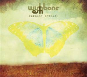 Wishbone Ash: Elegant Stealth - Cover