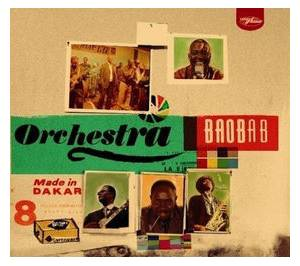 Cover - Orchestra Baobab: Made In Dakar