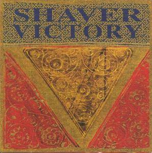 Cover - Billy Joe Shaver: Victory