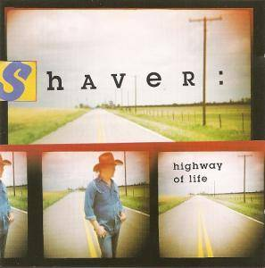 Cover - Billy Joe Shaver: Highway Of Life