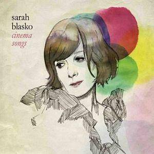 Cover - Sarah Blasko: Cinema Songs