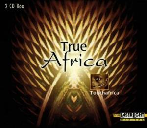 Cover - Them Mushrooms: True Africa