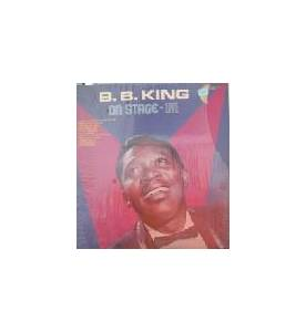 Cover - B.B. King: On Stage Live