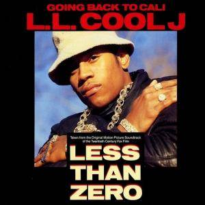 LL Cool J: Going Back To Cali - Cover