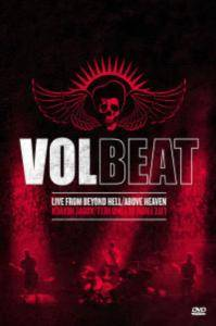 Volbeat: Live From Beyond Hell/Above Heaven - Cover