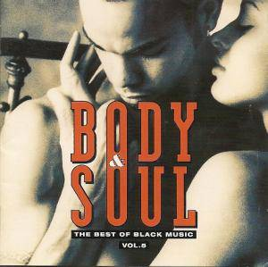 Cover - Groove Theory: Body & Soul - The Best Of Black Music Vol. 5