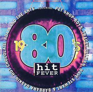 1980's Hit Fever - Cover