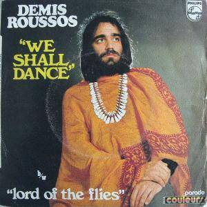 Demis Roussos: We Shall Dance - Cover