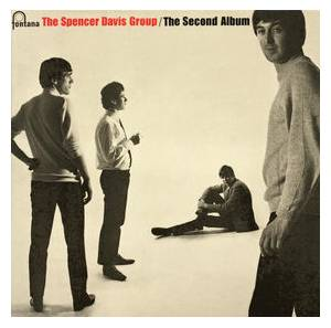 Cover - Spencer Davis Group, The: Second Album