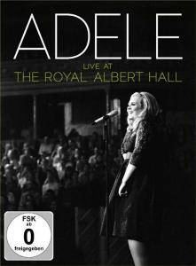 Cover - Adele: Live At The Royal Albert Hall
