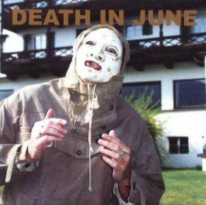 Death In June: Heaven Street - Cover