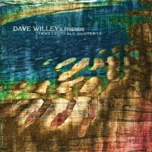Dave Willey & Friends: Immeasurable Currents - Cover
