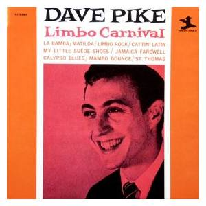 Cover - Dave Pike: Limbo Carnival