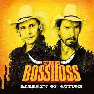 The BossHoss: Liberty Of Action (CD) - Bild 1