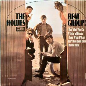 Cover - Hollies, The: Beat Group!