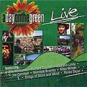 Cover - Richard Clapton: Day On The Green - Live, A