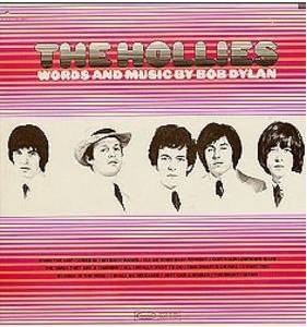 The Hollies: Words And Music By Bob Dylan (LP) - Bild 1