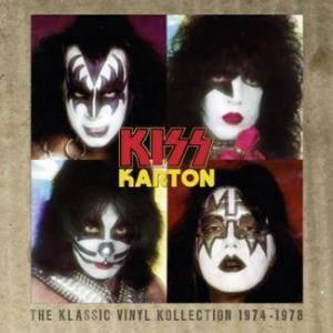 KISS: Kiss Karton The Klassic Vinyl Kollection 1974-1978 - 6