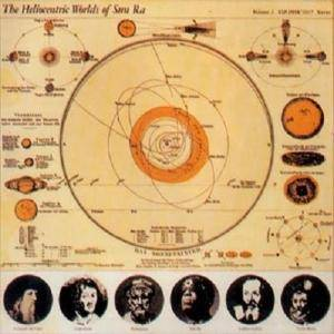 Sun Ra: Heliocentric Worlds Of Sun Ra Vol. 2, The - Cover