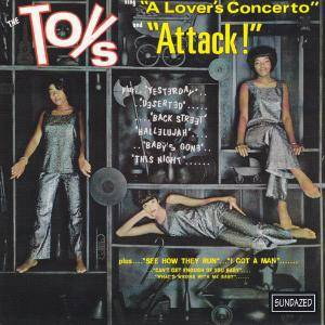 "Cover - Toys, The: Toys Sing ""A Lover's Concerto"" And ""Attack"", The"