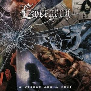 Evergrey: Decade And A Half, A - Cover