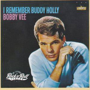 Bobby Vee: I Remember Buddy Holly - Cover