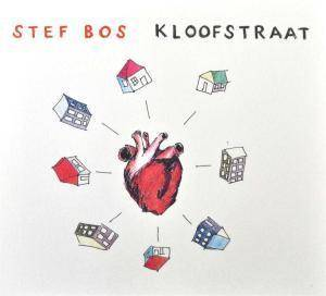 Stef Bos: Kloofstraat - Cover