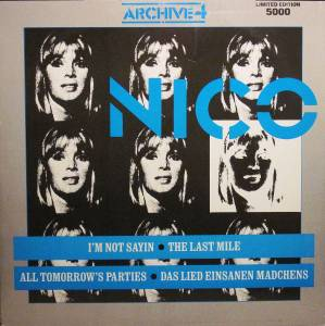 Cover - Nico: Archive 4