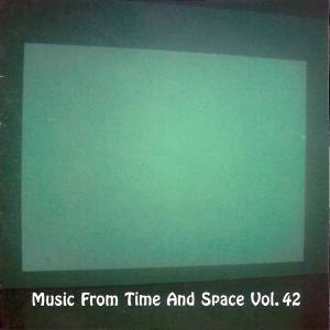 Cover - Dark Suns: Eclipsed - Music From Time And Space Vol. 42