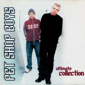 Pet Shop Boys: Ultimate Collection - Cover