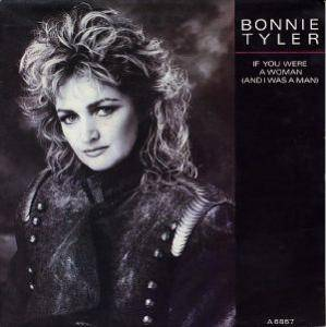 Bonnie Tyler: If You Were A Woman (And I Was A Man) - Cover