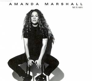 Cover - Amanda Marshall: Let It Rain