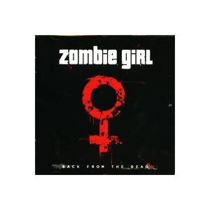 Cover - Zombie Girl: Back From The Dead