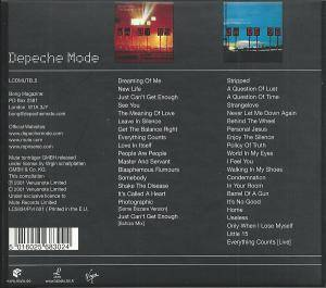Depeche Mode: The Singles 81>98 (3-CD) - Bild 2