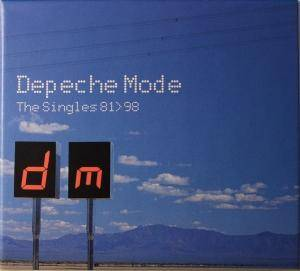 Depeche Mode: The Singles 81>98 (3-CD) - Bild 1