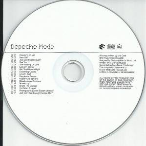 Depeche Mode: The Singles 81>98 (3-CD) - Bild 6