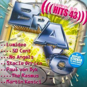 Cover - Paul van Dyk Feat. Vega4: Bravo Hits 43