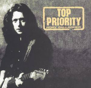 Rory Gallagher: Top Priority (CD) - Bild 1