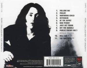 Rory Gallagher: Top Priority (CD) - Bild 2