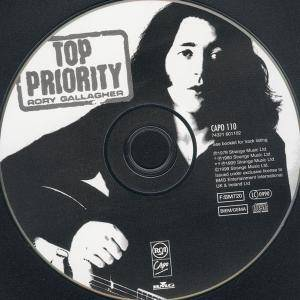 Rory Gallagher: Top Priority (CD) - Bild 5