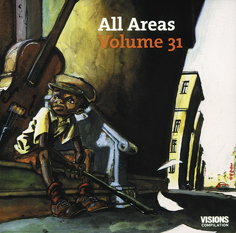Cover - Various Artists/Sampler: Visions All Areas - Volume 031