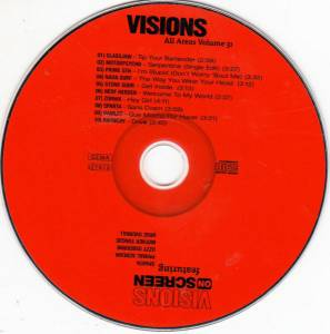 Visions All Areas - Volume 031 (CD) - Bild 3