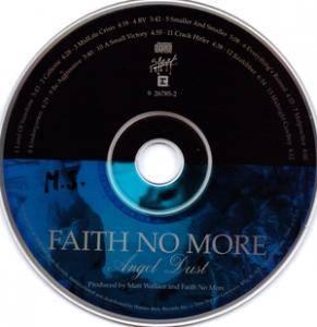 Faith No More: Angel Dust (CD) - Bild 2