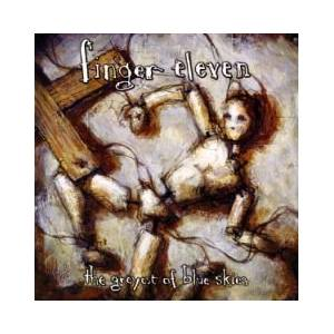 Finger Eleven: Greyest Of Blue Skies, The - Cover
