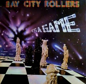 Cover - Bay City Rollers: It's A Game