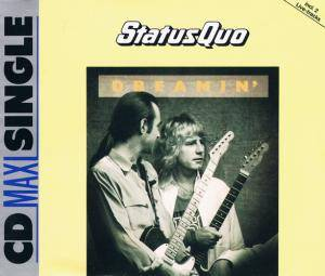 Status Quo: Dreamin' (Single-CD) - Bild 1