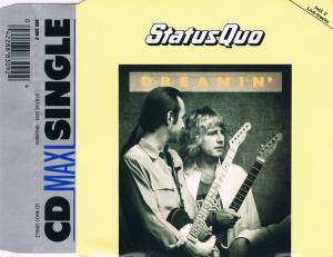 Status Quo: Dreamin' (Single-CD) - Bild 2
