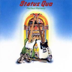 Status Quo: Perfect Remedy - Cover